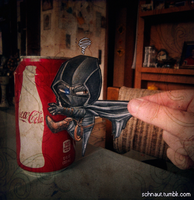 Coke Thief by SCHNAUT