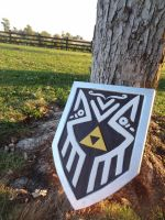 Link Shield by meanlilkitty