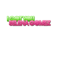 Selena Gomez PNG text by GirlsWannaHaveFunn