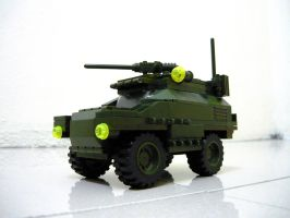 Mini War Vehicle 5 by SOS101