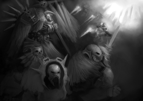 Legions of Chaos by UltimaFatalis