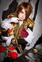 Versailles - Noble Kamijo by Camui--Gackt