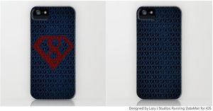 DATAMAN NEXT SPECIAL RELEASE iPHONE COVERS! by J-MEDBURY