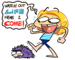 WATCH OUT LIFE by vaporotem