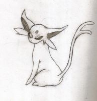 Espeon by CastlevanianNite