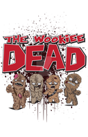 The Wookiee Dead by jmascia