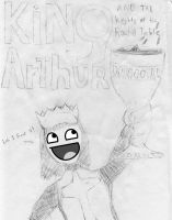 King Arthur is pretty awesome by Resistance-Of-Faith