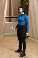 MMC 13 - Scottie, Beam Me Up by aXkosplay