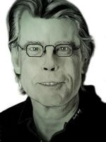 Stephen King by Laura31470