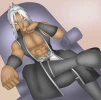 Young Master Xehanort by ParitSentiment