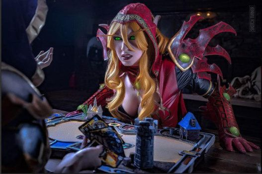 Hearthstone: are you serious?! by cibo-black-cat