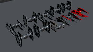 TIE Fighter Squadron by Marksman104