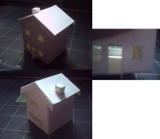 Small Simple House by Heyro0