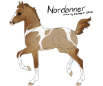 Foal Design 2414 by Minging