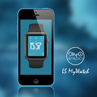 LS MyWatch deviant by Dino97400