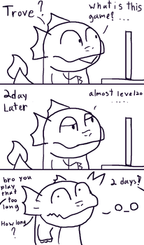 Quick Draw - What Actually Happen by Garry-O-Jelly