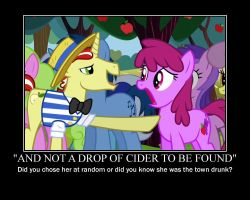 Berry Punch Motivational by CrossoverPrincess