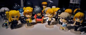 Death Note Army by volleyballplayer13