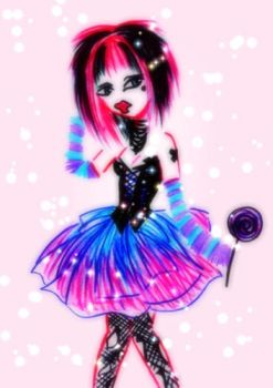 Candy Girl by Istina