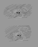 and then i realized by sparkIedog