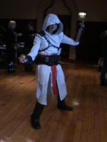 Altair - The Master Assassin by Gemstone-Dragon