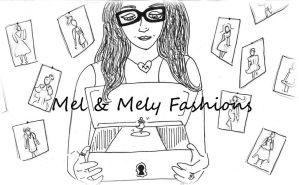 Mel and Mely Fashions by melissrrr