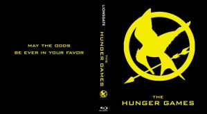 Hunger Games Bluray Cover Alternative by spideyman92