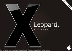 Wallpaper Pack Leopard by maoractive