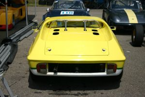 Lotus Europa from behind by 914four
