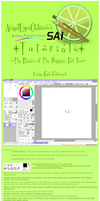 Basics of Paint Tool Sai Pt 2 by Neko-CosmicKitty