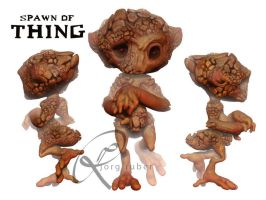 Spawn of Thing by jorgruber