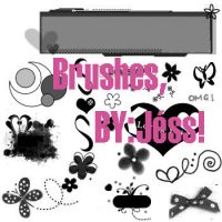 brushes JP by jeessy