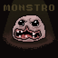 The 8-bit of Isaac: Monstro by megablast