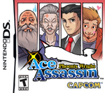 Phoenix Wright: Ace Assassin by 14thSquadron