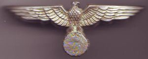 Eagle clasp by hilliard