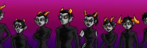 HS: The Progenitors by BeagleTsuin