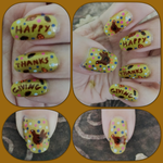 Thanks Giving left by MikariStar