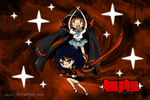 Kill la Kill by uyuni