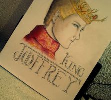 King Joffrey by Eveliien