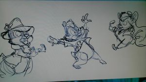 chipmunks by buster126