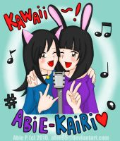 Art Trade: For Khye by Abie05