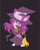 SPRITES: Witchy by chinaguy16