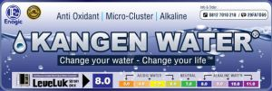 Label Kangen Water by agungbbk