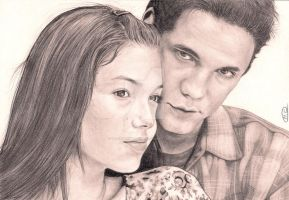A Walk to Remember by PassionForDrawing