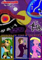Heroes of Time and Galaxies - LilianettyPR by LilianettyPR