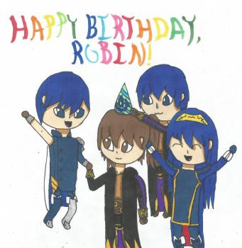 A Very Chibi Fire Emblem Birthday by SenpaiTurboblaze
