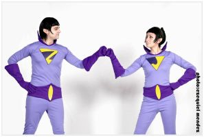 THE WONDER TWINS 4 by EzeMendez