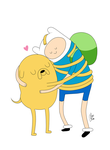 The Best Hug by Jubs-Color