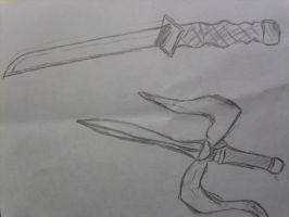 Weapons by Landras