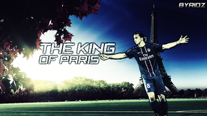 The King of Paris ! - Zlatan Ibrahimovic (1) First by ByRiqz